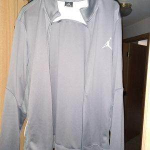 Gray XL Jordan Jacket